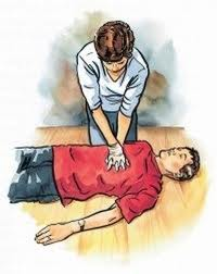 Cardiopulmonary Resuscitation image for CPR training